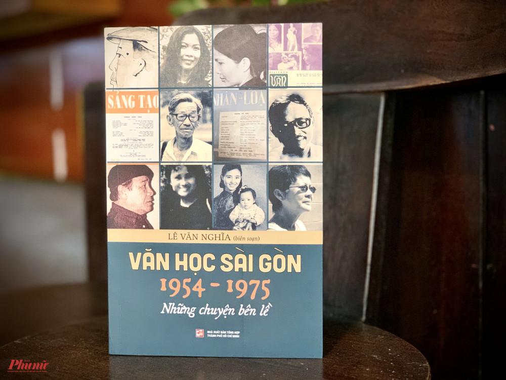 Văn học Sài Gòn 1954 – 1975, những chuyện bên lề là 1 trong số 45 cuốn sách mới ra mắt trong Tuần lễ Sách hay lần thứ 14 do Nhà xuất bản Tổng hợp TPHCM
