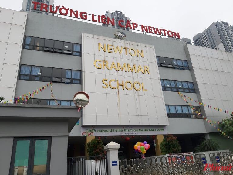 Trường Tiểu học Newton Goldmark (Hà Nội)