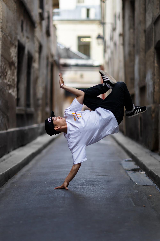 BBoy Lee - huy chương bạc SEA Games 2019 với bộ môn break dance