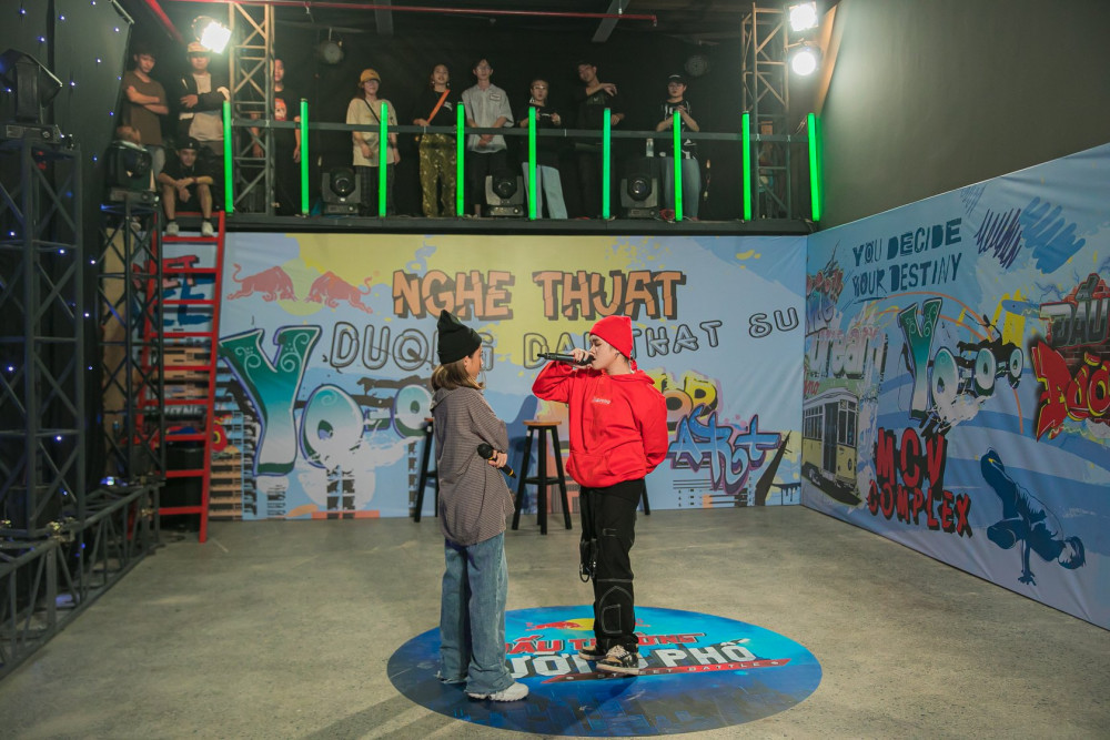 Ngoài thi đấu tài năng, chương trình còn mang đến những câu chuyện ý nghĩa giúp khán giả hiểu hơn về nghệ thuật thể thao đường phố