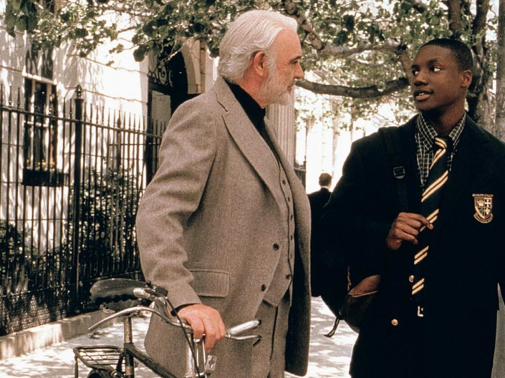 Finding Forrester – một trong những phim cuối cùng mà huyền thoại Sean Connery đóng - Ảnh: Allstar