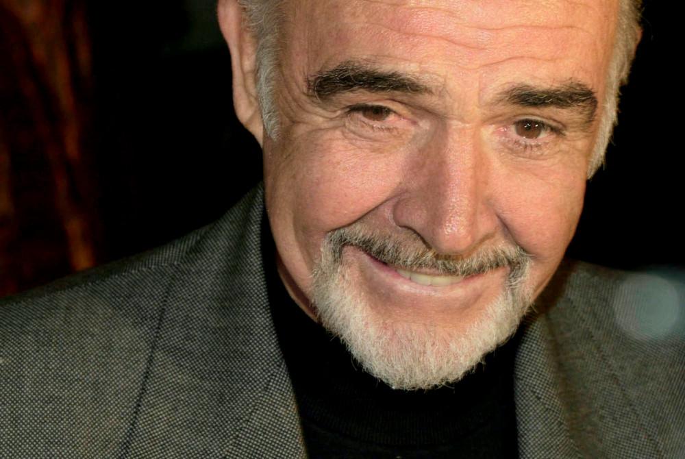 Huyền thoại của điện ảnh Anh Sean Connery - Ảnh: KURT VINION
