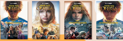 Trọn bộ Mọng giới Oniria
