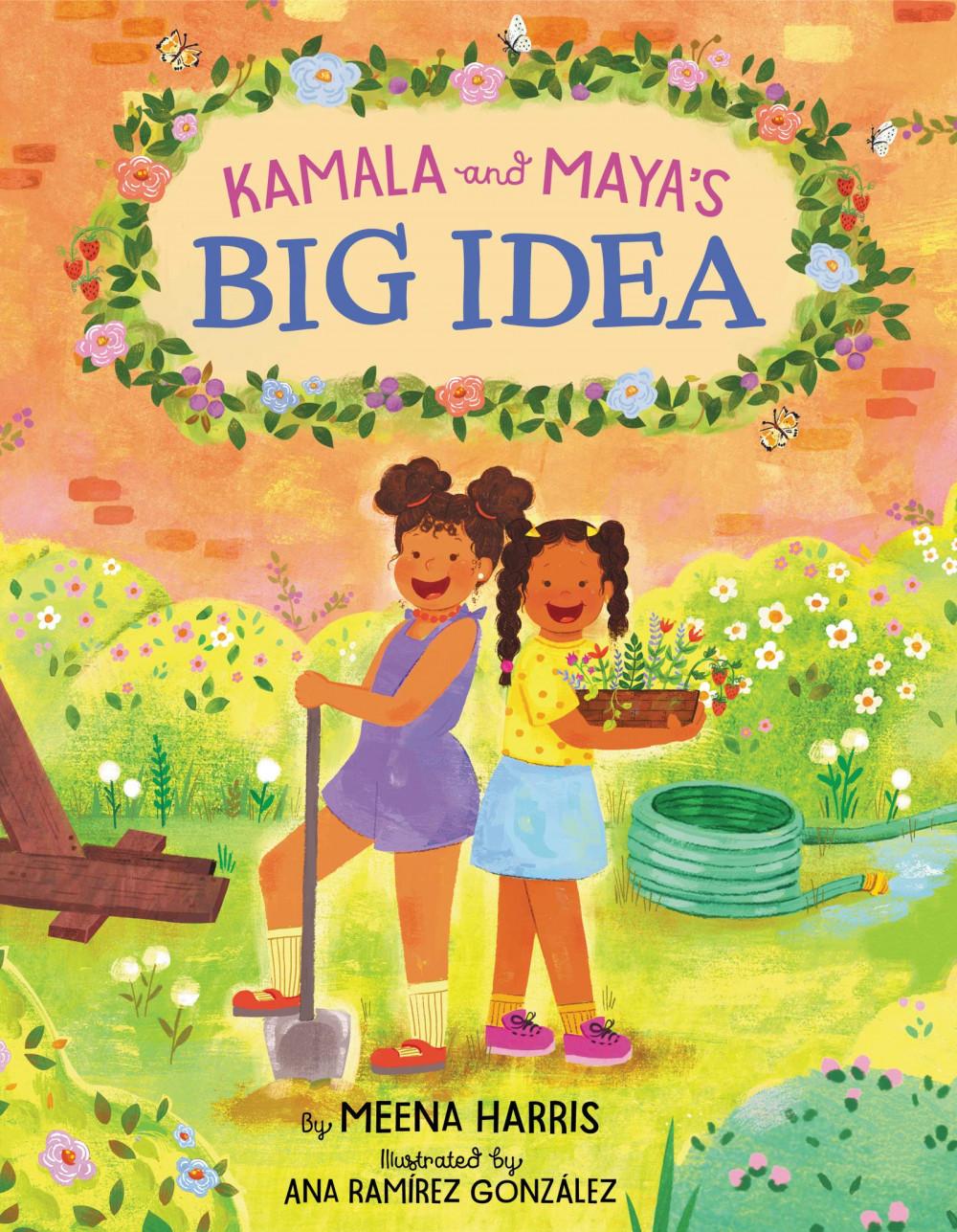 Cuốn sách lấy cảm hứng từ câu chuyện trong gia đình của Kamala Harris do Meena Harris viết