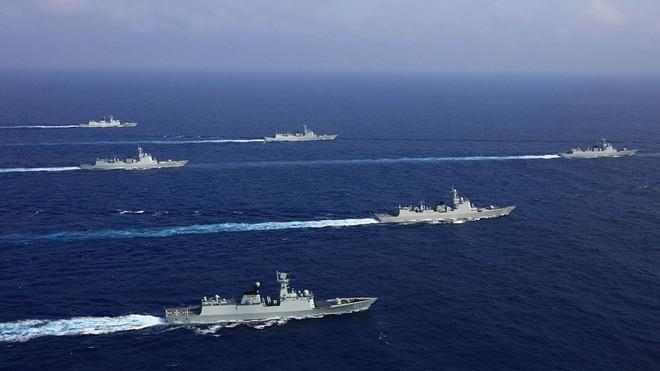 Hải quân Trung Quốc gần đây có nhiều động thái gây căng thẳng