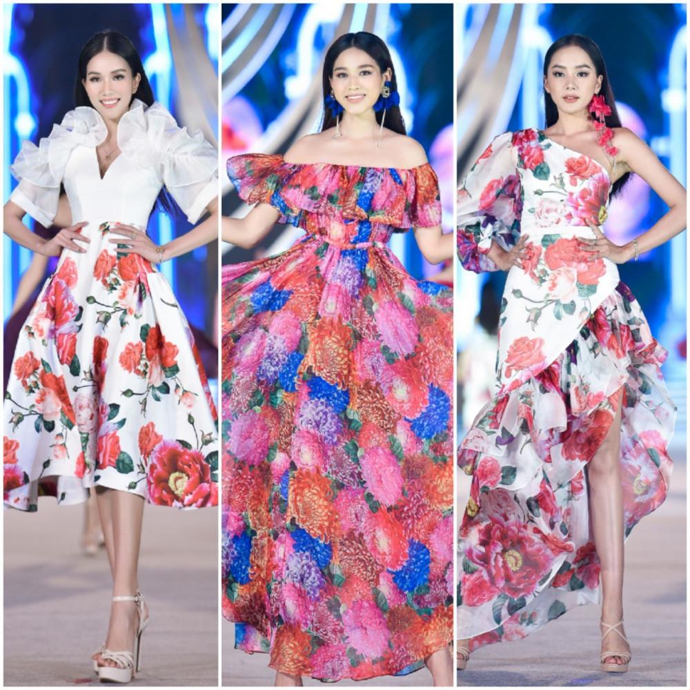 Khoác lên mình những bộ cánh đến từ BTS The Most Beauty của thương hiệu Neva Fashion, các thí sinh đã thể hiện rất đúng tinh thần của nhà sáng tạo, mang đến làn gió tươi mới và phong cách thời trang thời thượng.