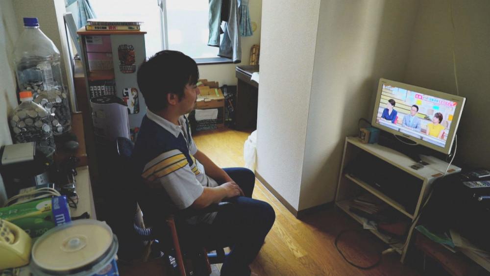 Hikikomori hiện chiếm khoảng 1% dân số Nhật, những người thường bị chỉ trích bởi lối sống cô lập hoàn toàn. (Ảnh: France24)