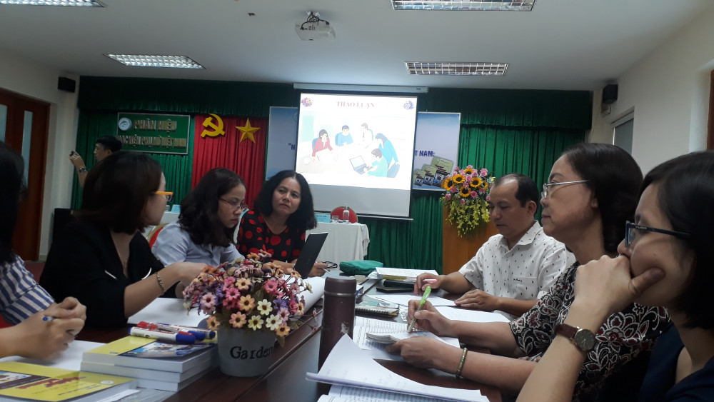 Hội thảo đã bàn đến những giải pháp góp phần phòng ngừa và điều trị nghiện internet ở trẻ