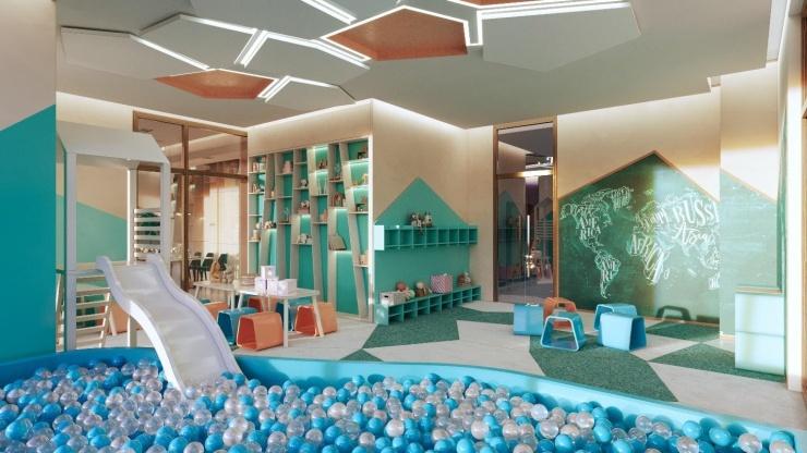 Westgate đáp ứng không gian vận động dành cho trẻ nhỏ