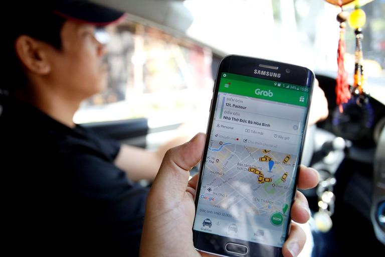 Hiệp hội taxi ba Miền tố Grap lên Quốc hội (Ảnh minh hoạ)