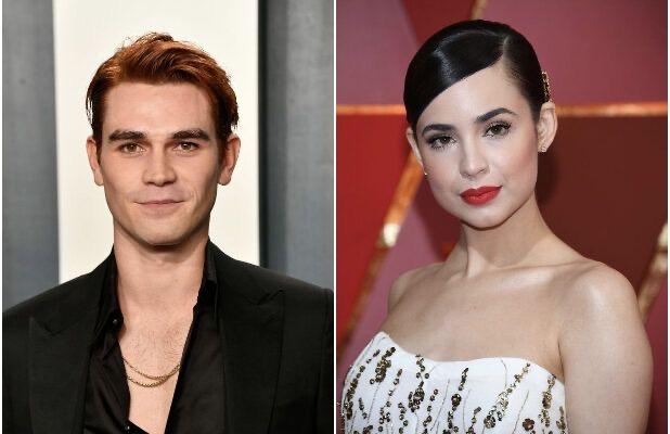 Nam và nữ diễn viên sẽ vào vai chính trong phim Songbird.
