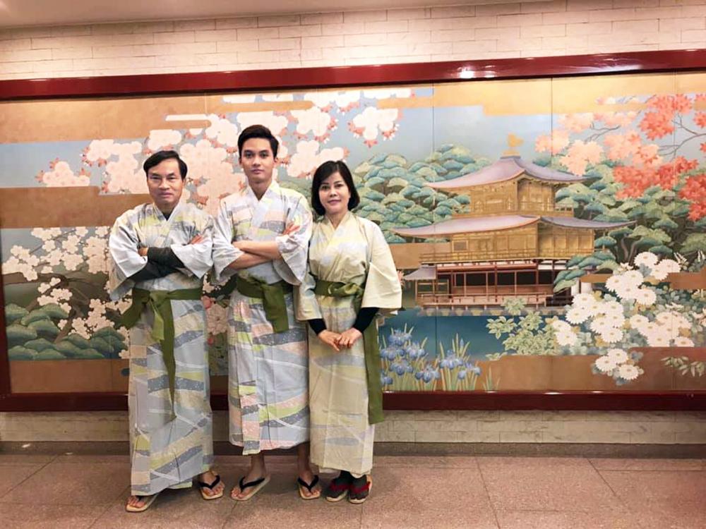 Gia đình thầy Nguyễn Văn Anh