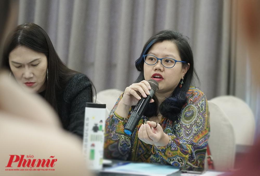 Chuyên gia tâm lý Huỳnh Thị Hoài Như