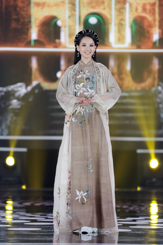 Mai Phương chiến thắng phần thi quan trọng Người đẹp nhân ái, tiến thẳng top 5