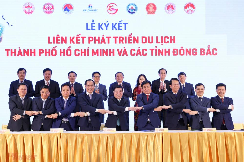 TPHCM và 8 tỉnh Đông Bắc