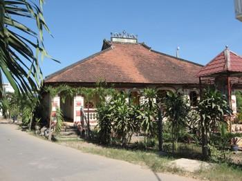 Chùa Từ Quang là 1 trong 5 di tích được xếp hạng di tích cấp thành phố.