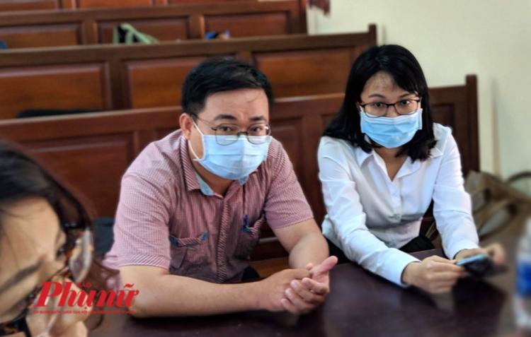 Thầy giáo Phạm Quốc Đạt đã nộp đơn xin thôi việc    Ảnh: Hiếu Nguyễn