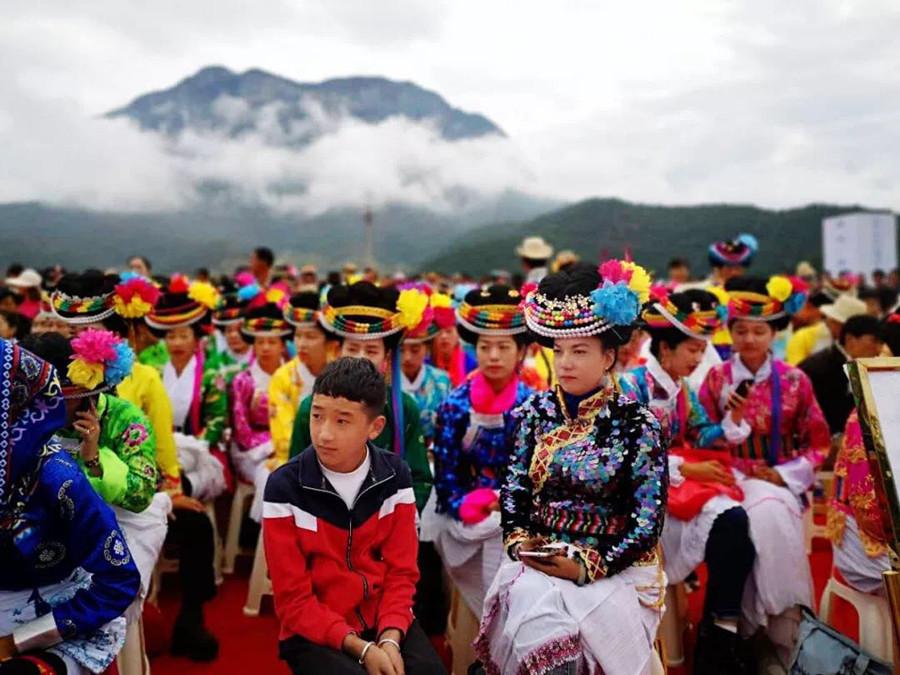 Vai trò của người đàn ông trong cộng đồng người Mosuo rất mờ nhạt - Ảnh: Yunnan Exploration