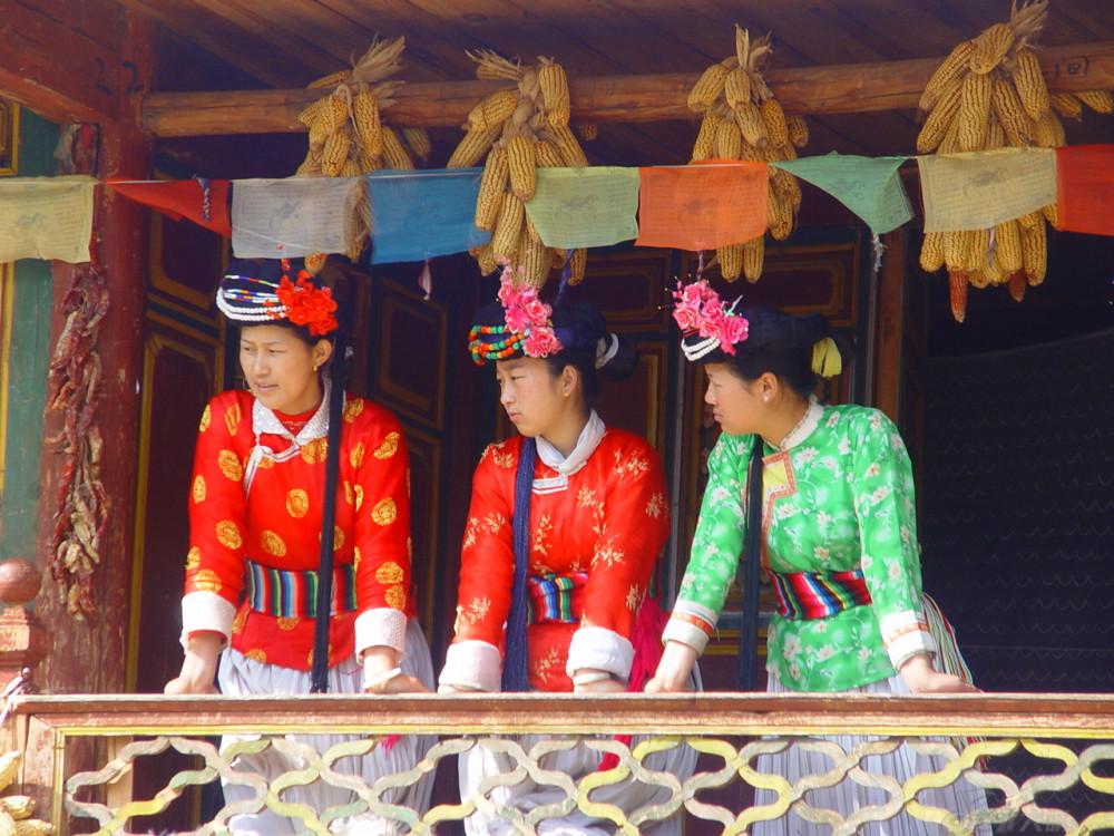Người Mosuo là một bộ tộc đặc biệt theo chế độ mẫu hệ - Ảnh: Matador Network
