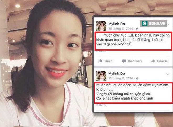 Không chỉ tân hoa hậu Việt Nam 2020 văng tục, hoa hậu Đỗ Mỹ Linh cũng từng bị phát hiện chửi bậy trên Facebook cá nhân. Ảnh: Internet