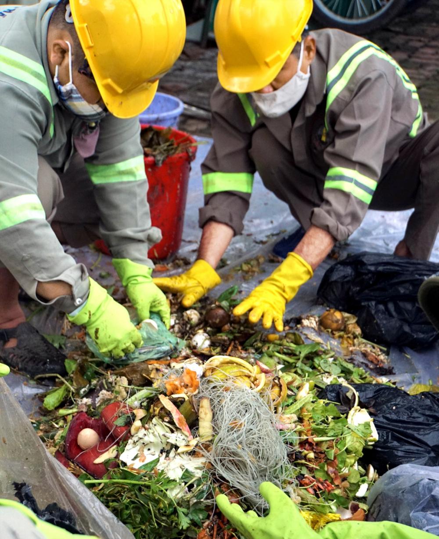 Chi phí xử lý rác sẽ giảm đáng kể khi rác được phân loại tại nguồn