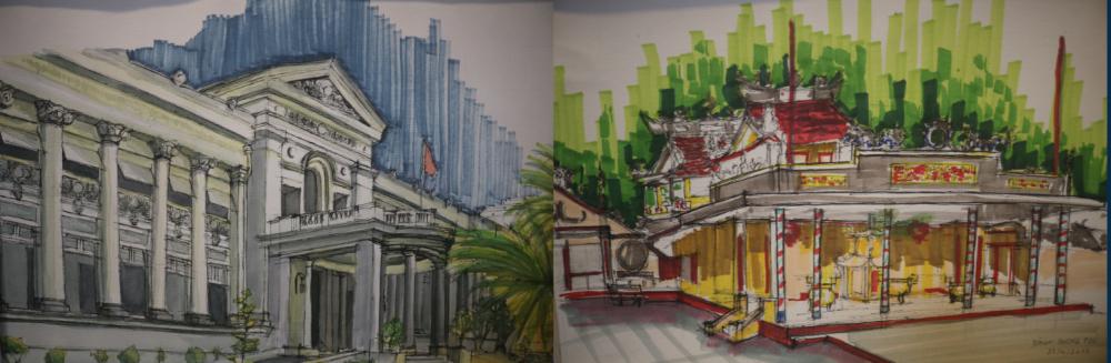 Bảo tàng thành phố Hồ Chí Minh, Đình Phong Phú
