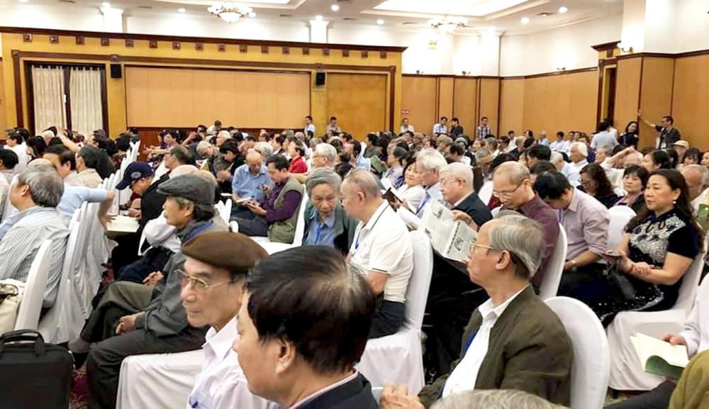 Đại hội khóa X Hội Nhà văn Việt Nam diễn ra từ ngày 24 - 25/11