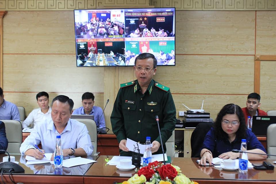 Đại diện Bộ tư lệnh Bộ đội biên phòng cho biết đã ghi nhận hơn 20 ngàn ca nhập cảnh trái phép vào Việt Nam từ đầu năm tới nay
