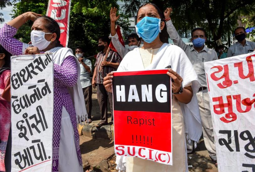 Phụ nữ Ấn Độ biểu tình đòi trừng phạt những người đàn ông đã tấn công tình dục