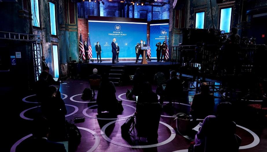 Ông Biden công bố một số thành viên nội các mới dự kiến vào tối 24/11 tại quê nhà ở bang Delaware.