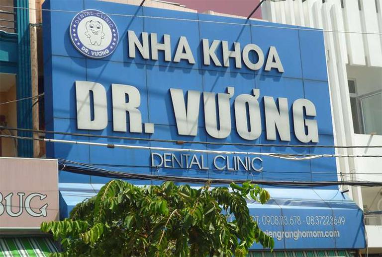 Công ty TNHH Nha khoa Dr. Vương, quận Thủ Đức, TPHCM