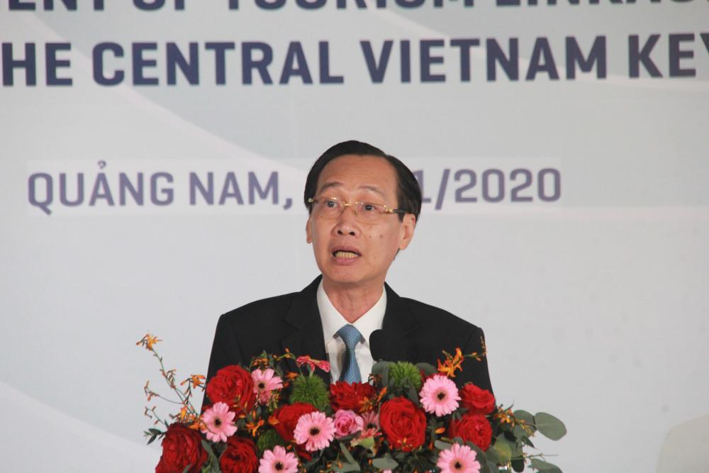 Ông Lê Thanh Liêm cho rằng, cần phải triển khai đồng bộ, quyết liệt nhiều giải pháp để kích cầu du lịch nội bộ
