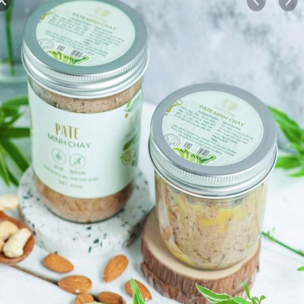 Sản phẩm patê Minh Chay đang được thu hồi trên toàn quốc vì chứa chất gây ngộ độc. (Ảnh minh hoạ)
