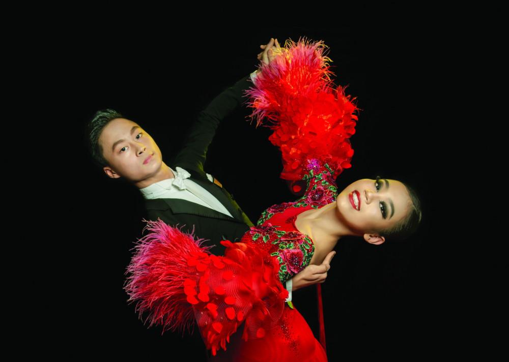 Cặp đôi dancesport  Tiến Mạnh - Quỳnh Phương hiện đang đứng thứ 142 trên bảng xếp hạng trẻ thế giới trong bộ môn dancesport.  Đây là thành tích cao nhất của  một cặp đôi dancesport Việt Nam
