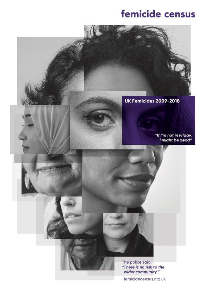 """Bìa cuốn tài liệu điều tra xã hội """"Femicide Census"""". (Ảnh: Glazier Design)"""