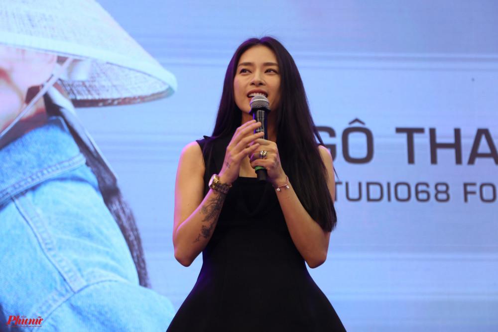 Ngô Thanh Vân xuất hiện tại sự kiện Vietnam - Japan Comic Fes 2020.