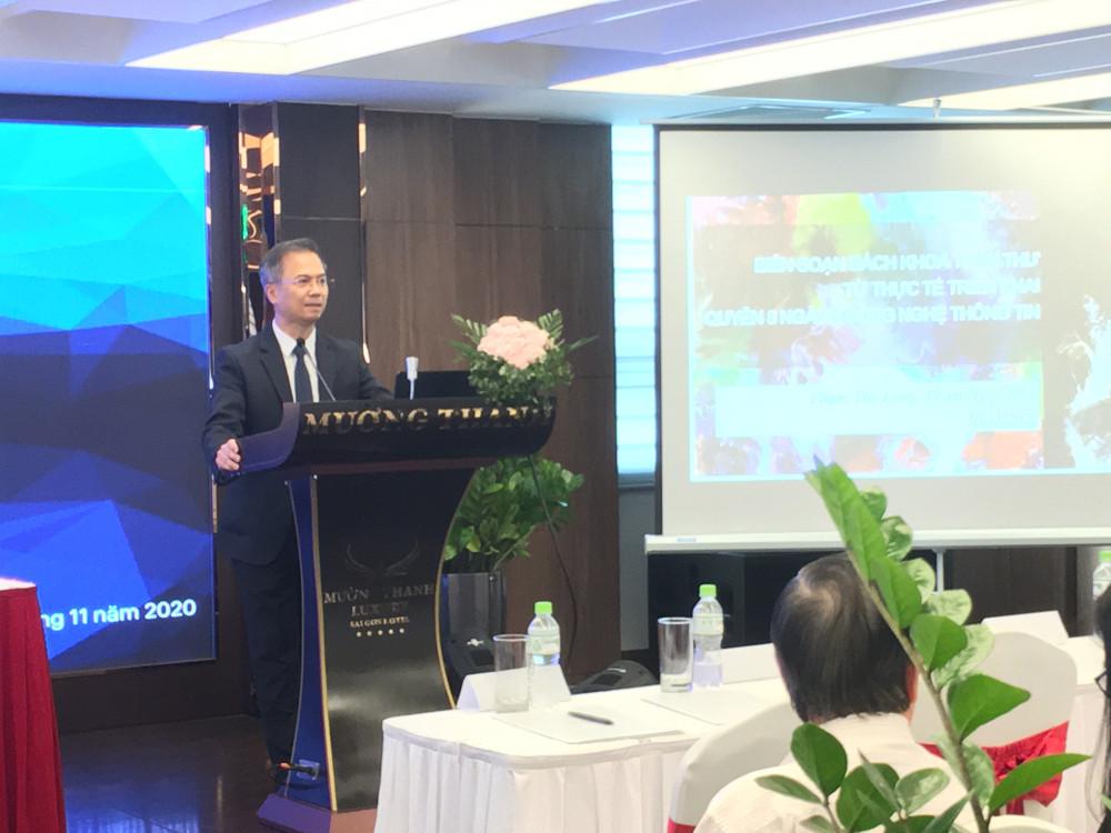 TS Đặng Xuân Thanh: Bách khoa toàn thư Việt Nam sẽ ghi dấu ấn thời đại