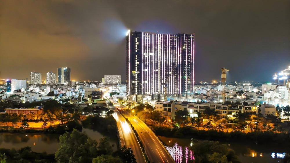 Sunshine City Sài Gòn, một trong các dự án do SCG làm tổng thầu thi công xây dựng tại TP.HCM