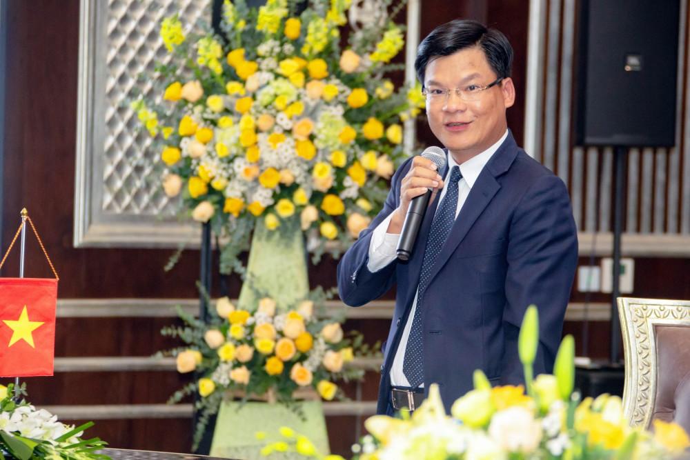 Ông Lê Văn Nam - CEO SCG. Ảnh: SCG cung cấp