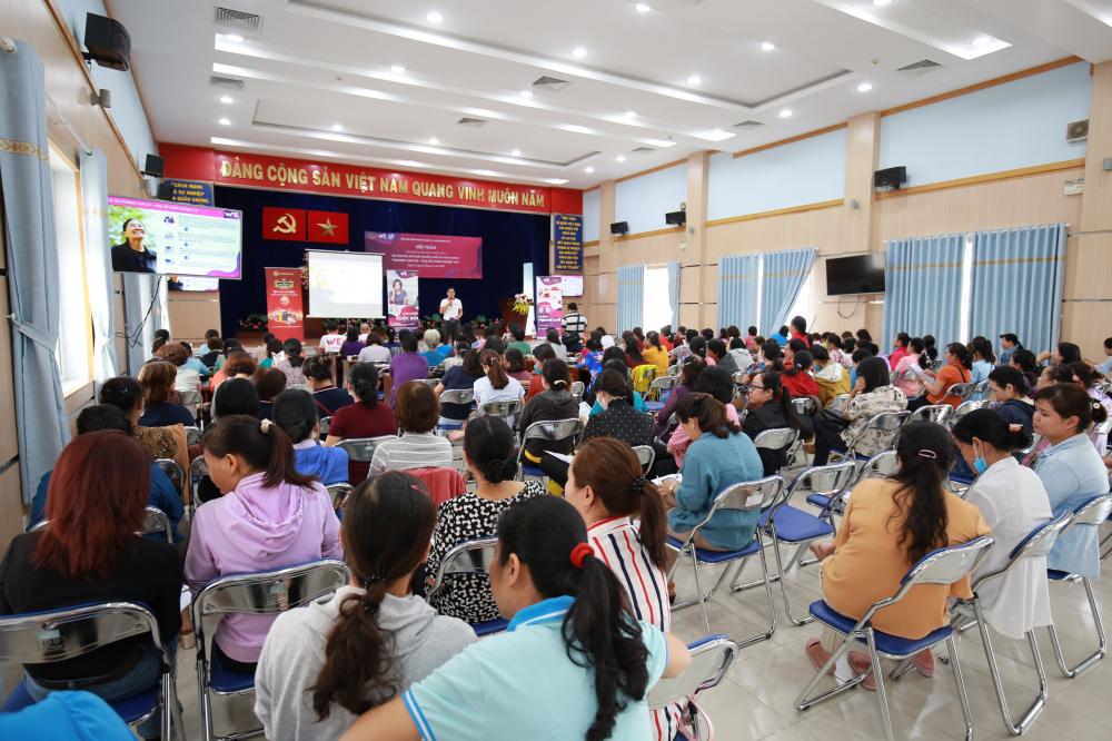 Chương trình sẽ lần lượt tổ chức tại các quận huyện trên địa bàn thành phố.