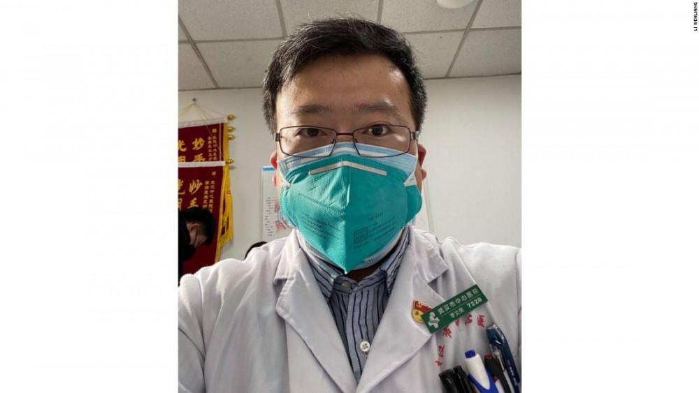 Bác sĩ Lý Văn Lượng, một trong những người đầu tiên gióng lên hồi chuông cảnh báo về căn bệnh mới nhưng đã bị chính quyền Vũ Hán ngó lơ.