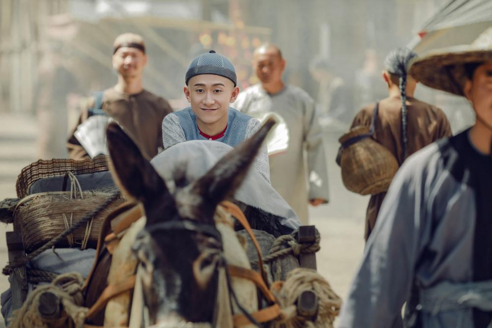 Trương Nhất Sơn đảm nhận vai Vi Tiểu Bảo trong Lộc đỉnh ký phiên bản 2020