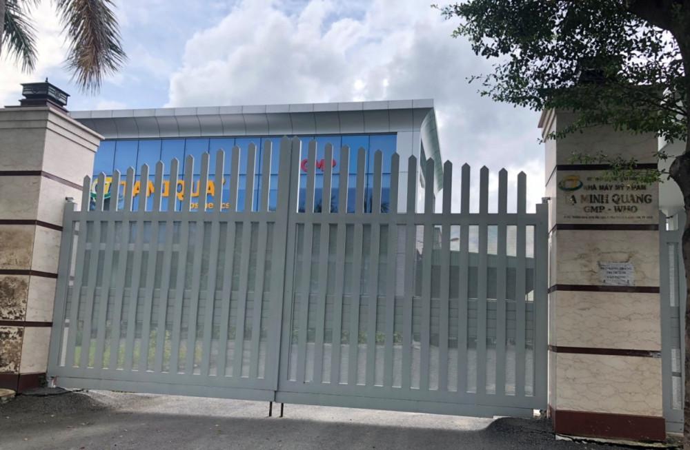 Một chi nhánh Công ty TNHH SX TM XNK Tạ Minh Quang