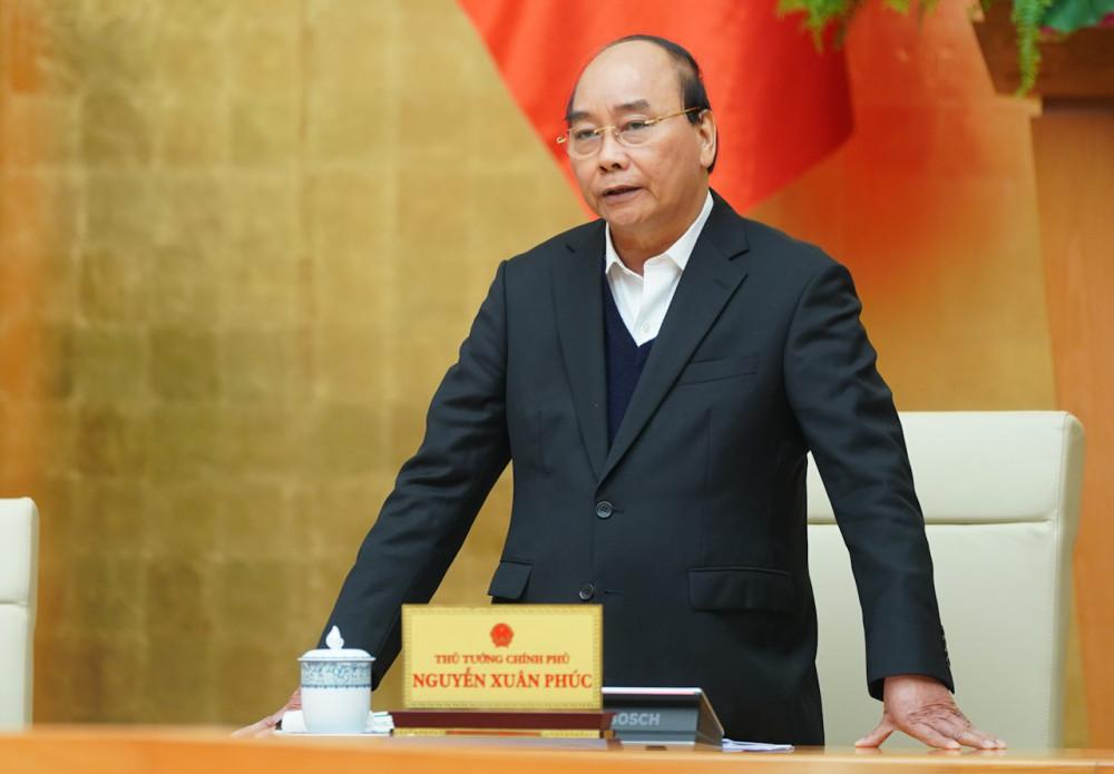 Thủ tướng Nguyễn Xuân Phúc cho biết đã trực tiếp điện thoại cho Bộ Y tế và Sở Y tế TP Hồ Chí Minh sau khi xuất hiện ca nhiễm trong cộng đồng