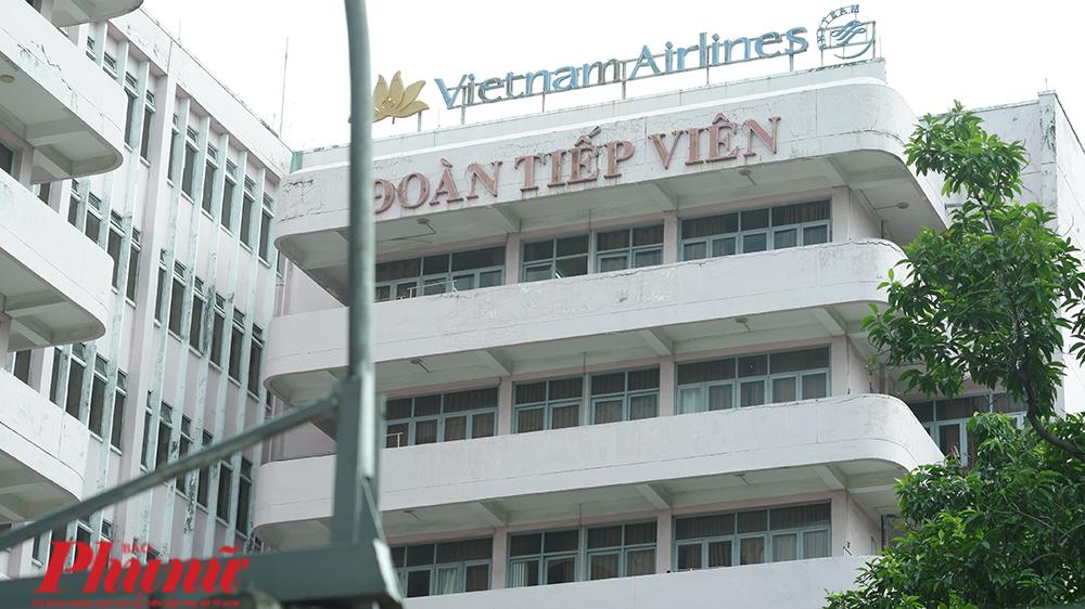 Khu cách ly tập trung dành riêng cho tổ bay của hãng hàng không Vietnam Airlines