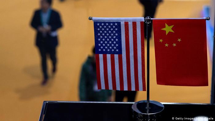 Mối quan hệ Mỹ-Trung tiếp tục căng thẳng vì dịch COVID-19.