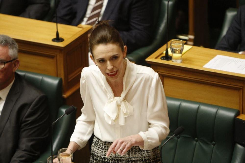 Thủ tướng New Zealand Jacinda Ardern cho rằng thế hệ hiện tại cần giải quyết ngay vấn đề môi trường.
