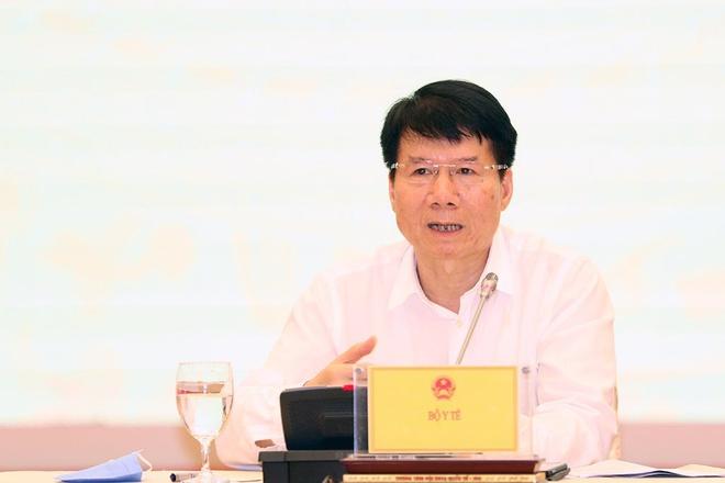 Thứ trưởng Trương Quốc Cường thông tin, tới thời điểm hiện tại không ghi nhận thêm ca mắc trong cộng đồng