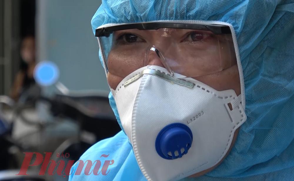 Nhân viên y tế đã sẵn sàng các phương án rà soát, nếu phát hiện đối tượng F1 sẽ đưa đi cách ly ngay.