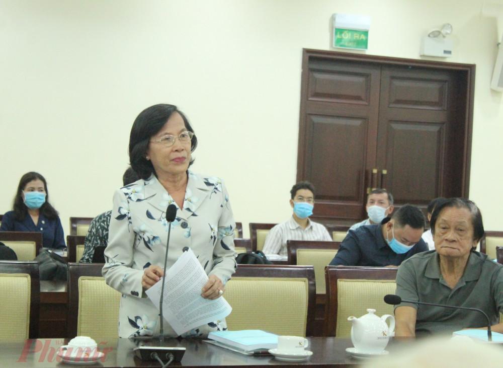 Bà Phạm Phương Thảo: